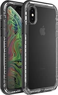 Lifeproof Next Series Case for iPhone Xs & iPhone X - Retail Packaging - Black Clear
