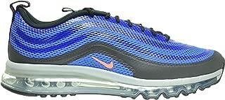 Air Max 97-2013 Hyp Men's Shoes Hyper Cobalt/Bright Mango-Black 631753-402