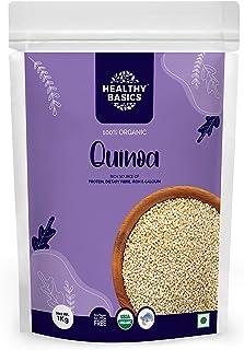 Healthy Basics Organic White Quinoa, 1 KG