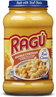 Ragu Cheesy Double Cheddar Sauce, 453g, Product of USA