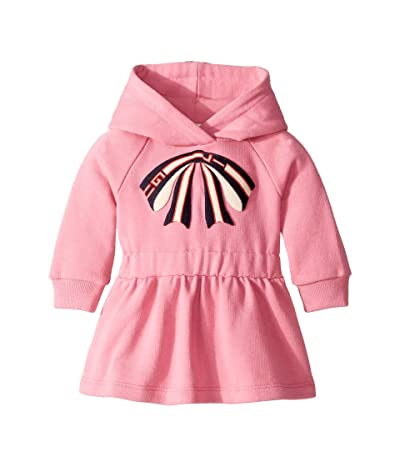 Gucci Kids Pink Lady Dress (Infant) (Pink Multi) Girl
