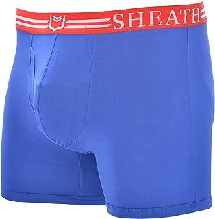 Men's Underwear with Dual Pouch 4.0 Boxer Briefs