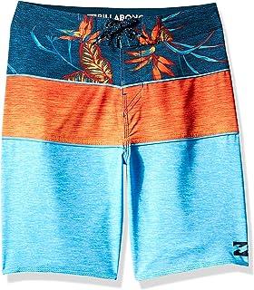 Billabong Boys ' Tribong X Boardshort US サイズ: 28 カラー: ブルー