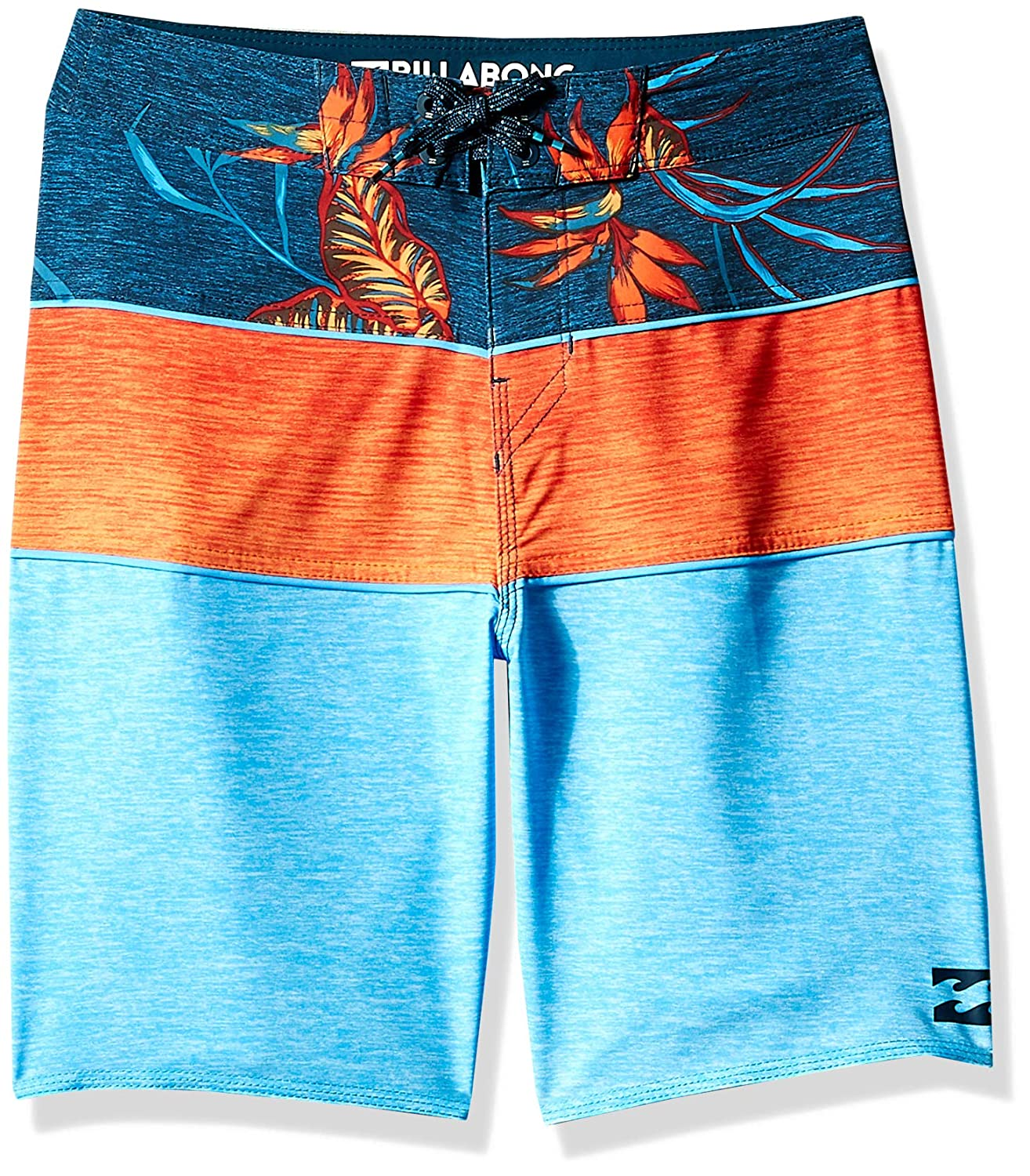 Billabong Boys ' Tribong X Boardshort US サイズ: 28 カラー: ブルー