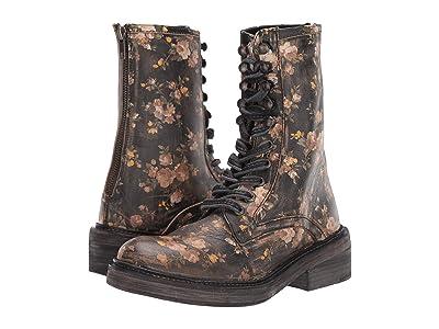 Free People Santa Fe Lace-Up Boot (Black) Women