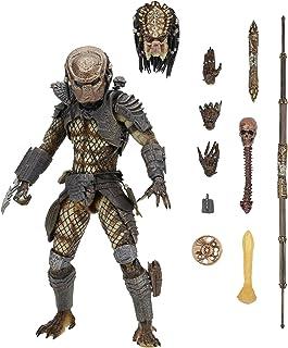 NECA Predator Ultimate City Hunter Action Figure, 2-7