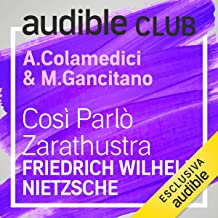 Così parlò Zarathustra: Audible Club 3