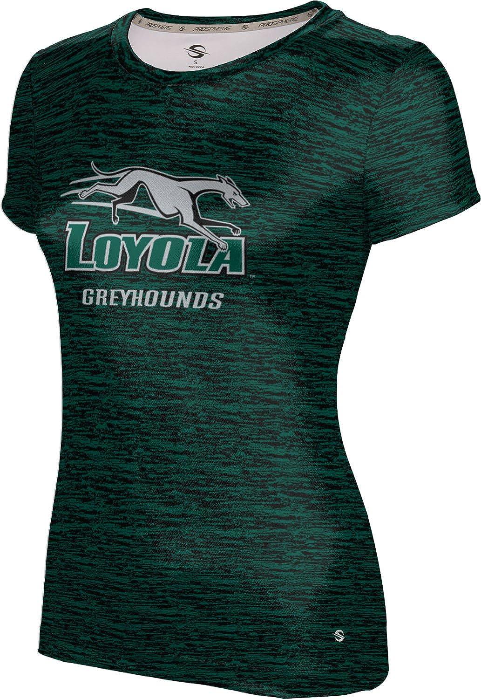 ProSphere Loyola University Maryland Girls' Performance T-Shirt (Brushed)