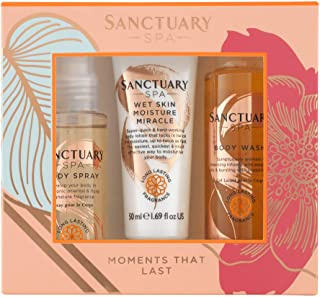 Sanctuary Spa Gift Set, Moments That Last Gift Box with