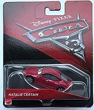 Pixar Cars 3 Lightning McQueen & Jackson Storm & Cruz Ramirez New in Package Diecast Toy Cars 1:55 Loose Kids Toys Vehicle (Cars Natalie Certain)