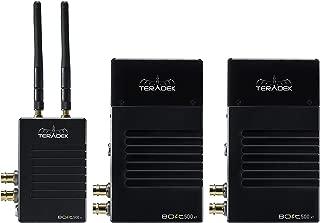 Teradek Bolt XT 500 SDI/HDMI Wireless, 1 Transmitter and 2 Receivers