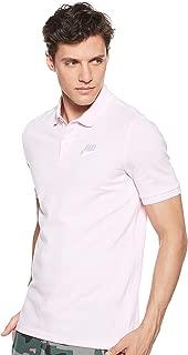 Nike Men's NSW CE Polo MATCHUP PQ, Pink(Pink Foam/ White663), Medium