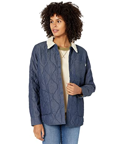 Burton Grace Insulated L/S Shirt (Denim) Women