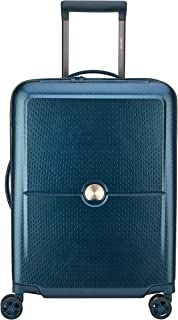 Delsey Turenne Cabin Luggage One Size Night Blue