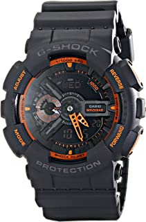 Casio Men's GA-110TS-1A4 G-Shock Analog-Digital Watch...