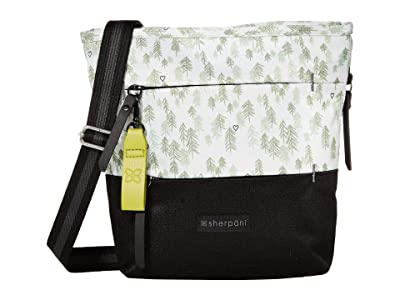 Sherpani Sadie (Tree Hugger Print) Cross Body Handbags