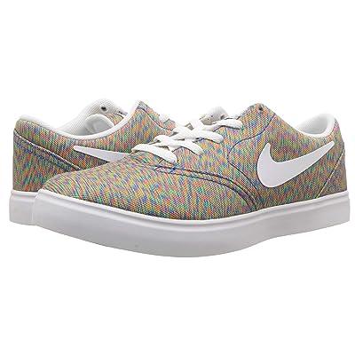 Nike SB Kids Check Premium (Little Kid) (Multicolor/White/Black) Boys Shoes