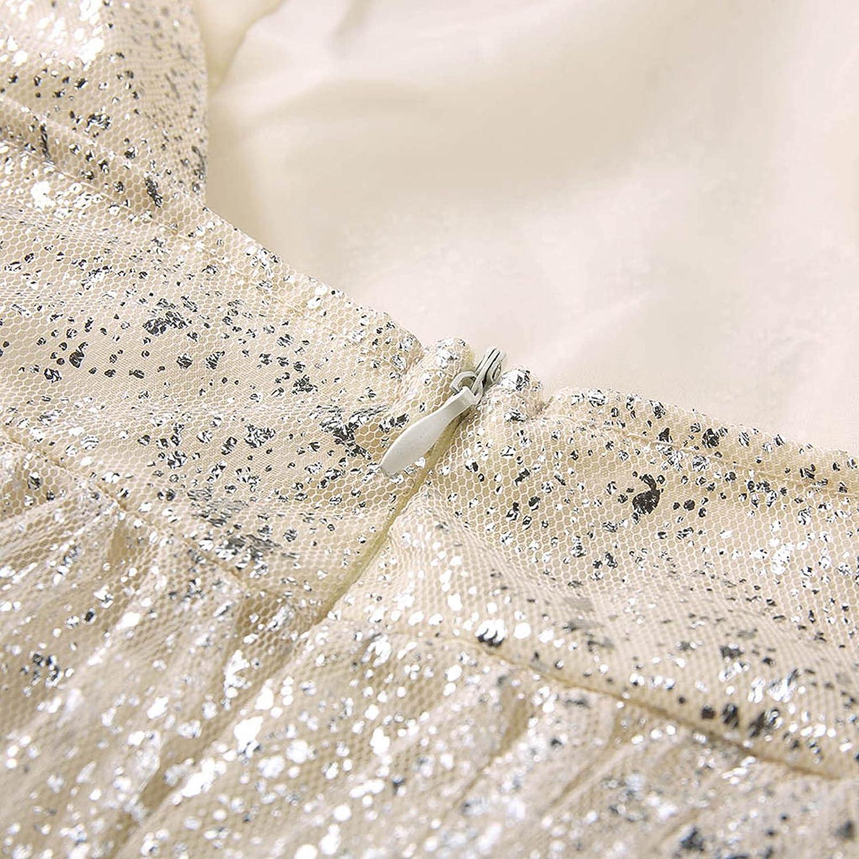 Womens Party Evening Dress Sequins Slim Backless Lace Dress Sling Cross Wedding O Neck Dress Cocktail Swing Dress