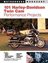 101 Harley-Davidson Twin Cam Performance Projects (Motorbooks Workshop)