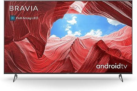 Sony BRAVIA KE65XH9005PBAEP - Smart TV de 65 pulgadas (Full Array LED, 4K Ultra HD, Alto Rango Dinámico (HDR), Android TV) Negro