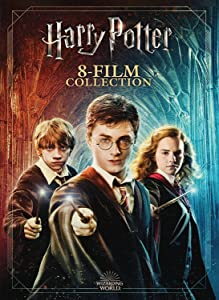 Harry Potter 8-Film Collection: 20th Anniversary (DVD)
