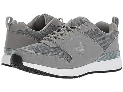 Propet Simpson Medicare/HCPCS Code = A5500 Diabetic Shoe (Grey) Men