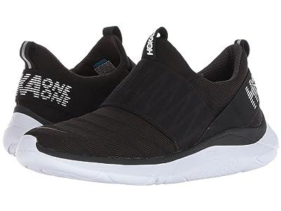 Hoka One One Hupana Slip (Black/White) Women