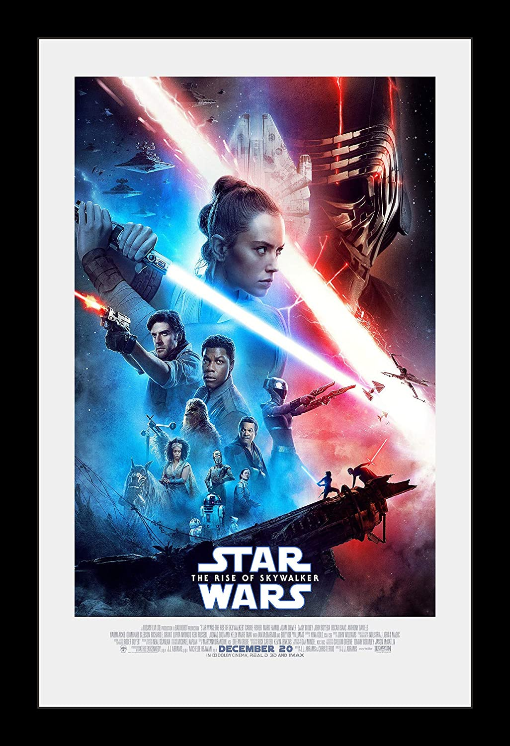Wallspace 11x17 Framed Washington Mall Movie Poster - The of Wars Star Sales for sale Skyw Rise