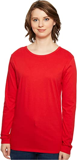 Long Sleeve Jersey Top - Reversible Front/Back