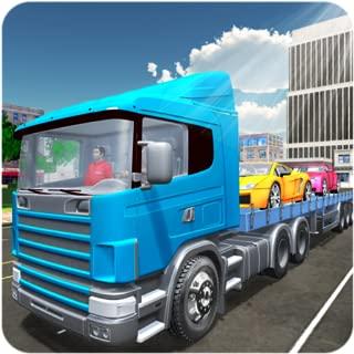 Car Transporter Truck USA