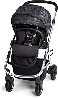 Diono Excurze Mid Size Stroller, Black Camo