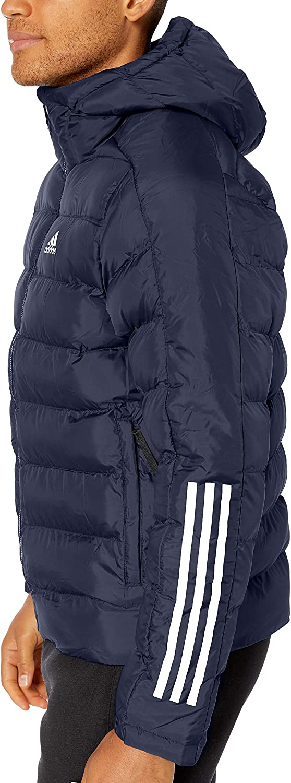 huella Perla Por favor  adidas mens Itavic 3-stripes 2.0 Insulated Jacket, Exercise & Fitness -  Amazon Canada