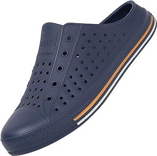 SAGUARO Summer Garden Clogs Lightweight Quick-Dry Mesh Slipper Walking Sandals Beach Pool Non-Slip Shoes Women Men for Ind...