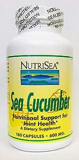NutriSea® Sea Cucumber Supplement 180 Capsules