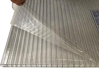 comprar comparacion LEXAN® - Placas de Policarbonato Alveolar Celular - 8mm - Protección UV - Para Exteriores - Elige Medidas: (100 x 190 cm -...