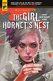 The Girl Who Kicked the Hornet's Nest Vol. 3: Millennium Volume (The Millennium Trilogy)