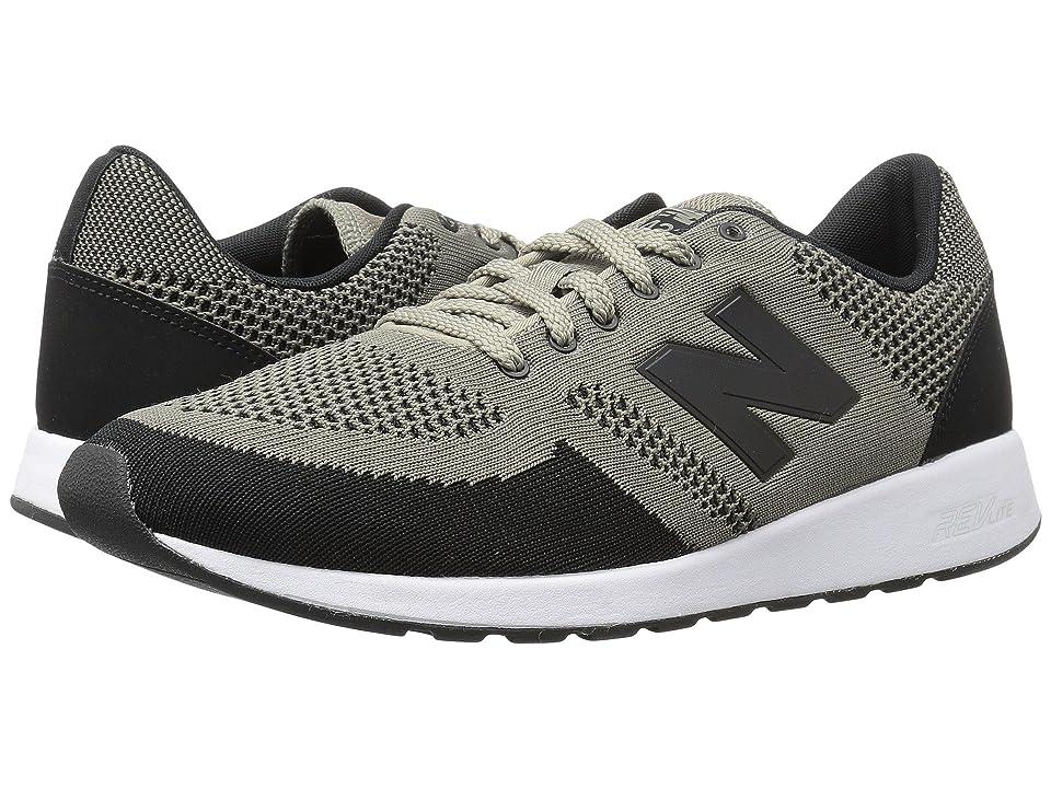 New Balance Classics MRL420v2 (Taupe/Black) Men's Classic Shoes