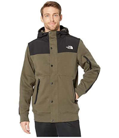 The North Face Highrail Fleece Jacket (New Taupe Green) Men