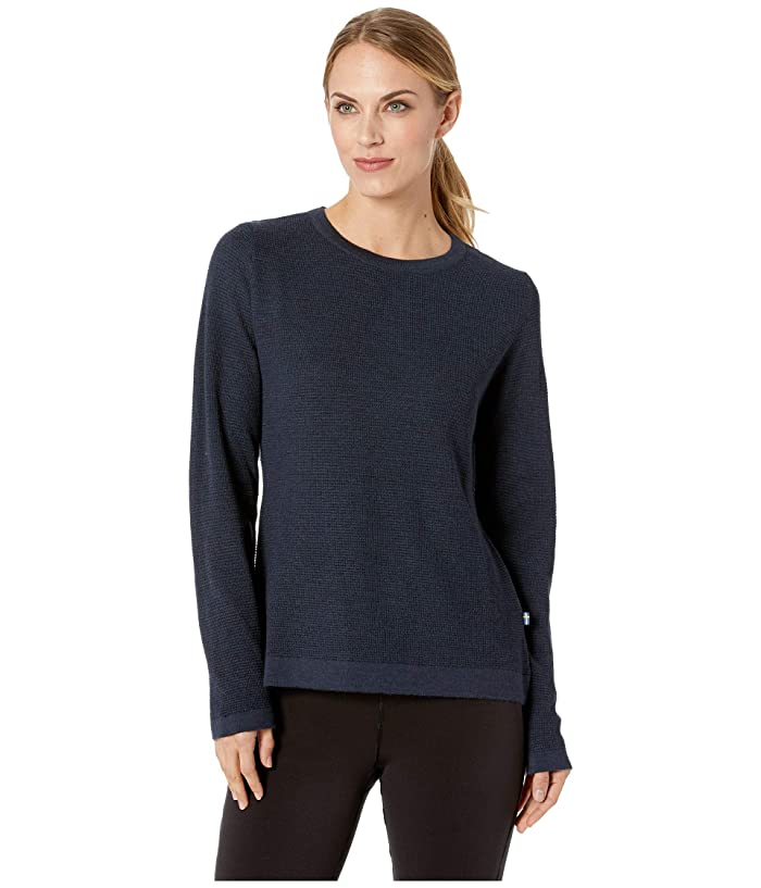 Fjallraven High Coast Merino Sweater (Night Sky) Women