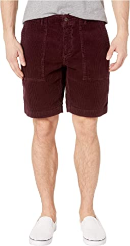 Corduroy Camp Shorts