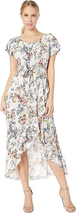 c973f8b363bd78 J o a twist front velvet dress | Shipped Free at Zappos