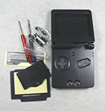 Vivi Audio® Black Housing Shell Case Cover Repair Part For GBA SP Gameboy Advance SP