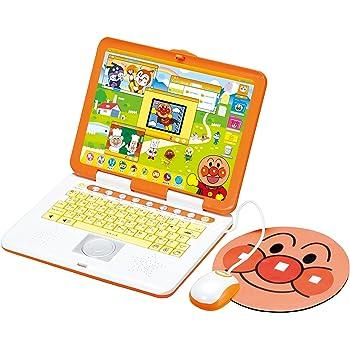 アンパンマン マウスでクリック★アンパンマンカラーパソコン