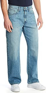 Men's Loose Fit 5 Pocket Jean Pant