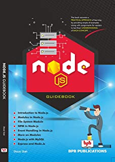 Node.JS Guidebook: Comprehensive guide to learn Node.js (English Edition)