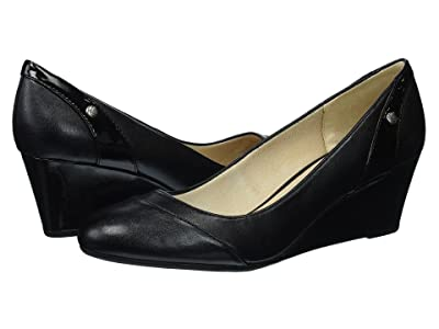 LifeStride Dreams (Black Vinci/Patent) Women