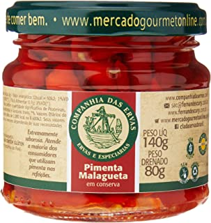 Pimenta Malagueta Companhia Das Ervas