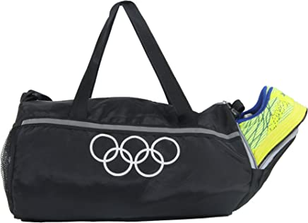 POLE STAR Polyester 26 L Black Gym Bag