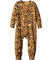 mini rodini - Basic Leopard Jumpsuit (Infant)