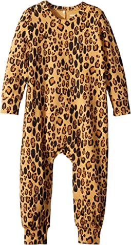 Basic Leopard Jumpsuit (Infant)